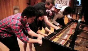 Daft Pianists - Cover de Get Lucky
