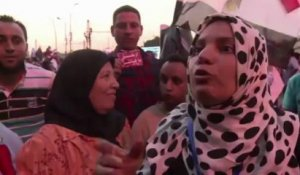 Egypte: manifestation monstre au Caire contre Morsi