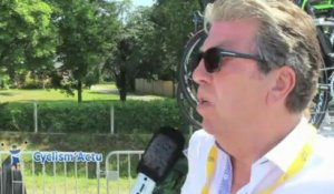 Tour de France 2013 - Au coeur du Tour #13 : Bennie Ceulen, l'attaché de presse