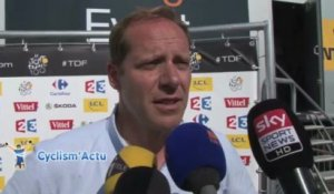 "Tour de France 2013 - Christian Prudhomme : ""Le Tour comme on l'aime ! """