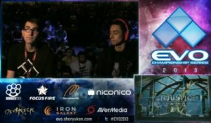 [Ep#51] EVO 2013 - Slayer909 vs Theo - Top 8 Injustice