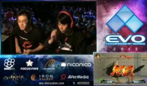 [Ep#70] EVO 2013 - Gamerbee vs Haitani - Top 8 Super Street Fighter IV