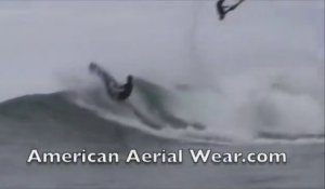 Joe Kenney and Taylor Curtis BACK FLIPs OFF A WAVE ON JET SKiiS