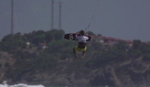 Freestyle KiteMasters - PKRA Burn Kiteboard World Cup 2013 - Turkey - Burc Beach
