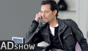 Marc Anthony's dream job: Receptionist
