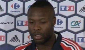 Gallas: Pourquoi dire merci à l'Italie ?""
