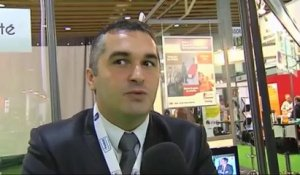 Salon créer 2011 : Interview de Johan Carlier