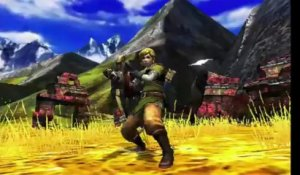 Monster Hunter 4 - Link aussi dans Monster Hunter 4