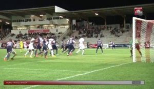 Football (Ligue 1) - AC Ajaccio - Evian-Thonon-Gaillard