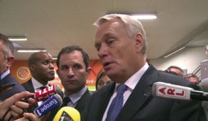 Insertion: Ayrault annonce 1.000 postes de stagiaires