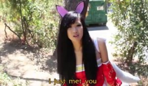 Call Me Maybe - Parodie Ahri - League of Legends