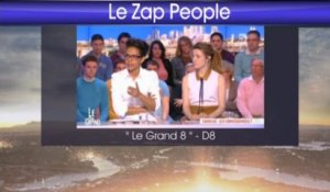 Le Zap People du 4 avril