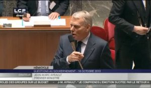Parlement'air : Émission du mercredi 16 octobre 2013