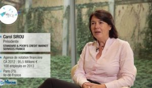 La Tribune Women's Awards - Carol SIROU - STANDARD'S & POOR'S CREDIT MARKET SERVICES FRANCE