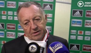 ASSE-OL : Jean-Michel Aulas raconte l'altercation