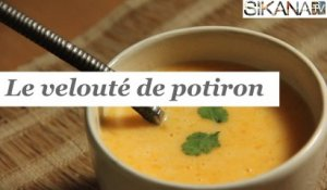 Le velouté de potiron - Recette facile, simple & excellent - HD