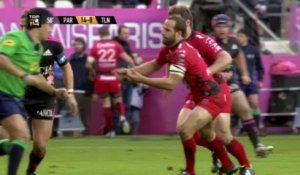 Paris-Toulon: 23-0 - J13 - Saison 2013/2014