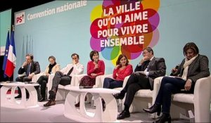 "1ère table-ronde de la Convention nationale : ""La ville qu'on aime  : éducative, innovante, durable"""