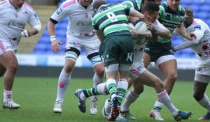 Les Temps forts de London Irish - Stade Français Paris