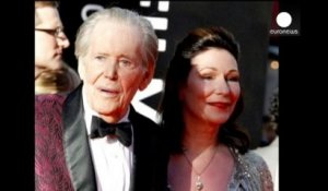La disparition de Peter O'Toole