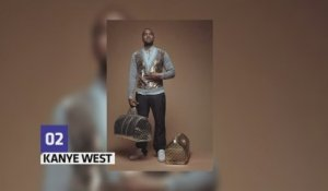 Kanye West demande à ses fans de boycotter Louis Vuitton