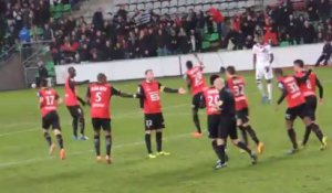 18/12/13 : SRFC-FCGB : but Abdoulaye Doucouré (52')