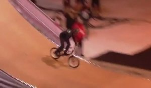 Ryan Williams Frontflip Bikeflip