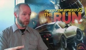 Need for Speed : The Run - Nouveautés de Gameplay