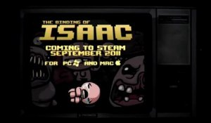 The Binding of Isaac - Premier trailer