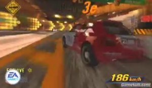 Burnout 3 : Takedown - Course citadine