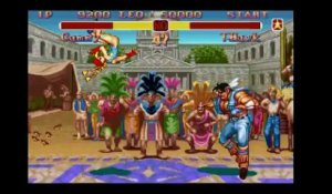 Super Street Fighter II (SNES) - Trailer eShop