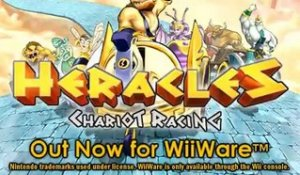 Heracles : Chariot Racing - Trailer US