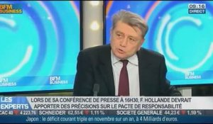 Nicolas Doze: Les experts - 14/01 1/2