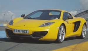 Supertest McLaren 12 Spider