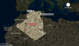 Crash d'avion : 103 morts en Algérie
