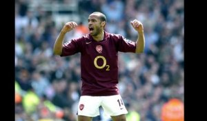 Arsenal : Le plus beau but de Thierry Henry