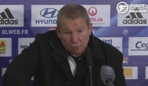 OL-MHSC : la réaction de Rolland Courbis