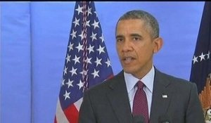 "Barack Obama estime que ""la Russie est en train de violer la loi internationale"" - 04/03"