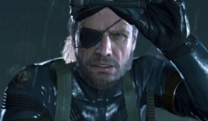 Metal Gear Solid V : Ground Zeroes - Pub Japon