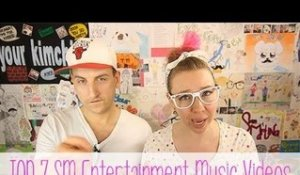 K-Pop: The Top 7 SM Entertainment Music Videos - Feat. Simon & Martina - ISHlist 68