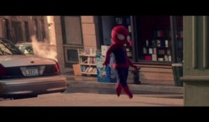 evian Spider-Man - The Amazing Baby me 2