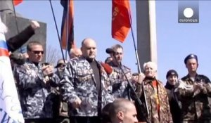Ukraine : regain de tension à Donetsk