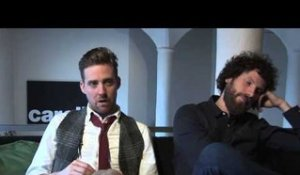 Kaiser Chiefs interview - Ricky and Simon (part 2)