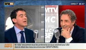 Bourdin Direct: Manuel Valls - 09/04
