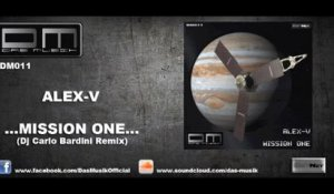 Alex-V - Mission One (Dj Carlo Bardini Remix) - Official Preview