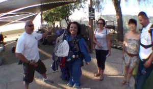 Yolanda Origel- AFF Skydiving at Skydive Elsinore