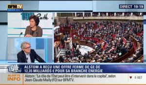 Jean-Claude Mailly: L'invité de Ruth Elkrief - 30/04