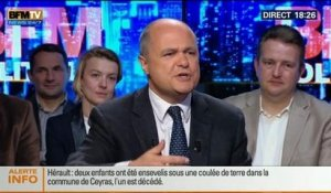 BFM Politique: L'interview de Bruno Le Roux par Apolline de Malherbe - 04/05 2/7