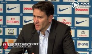 Montanier satisfait de la surprise rennaise