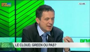 Le cloud, green ou pas ?: Tristan Labaume, dans Green Business - 11/05 4/4